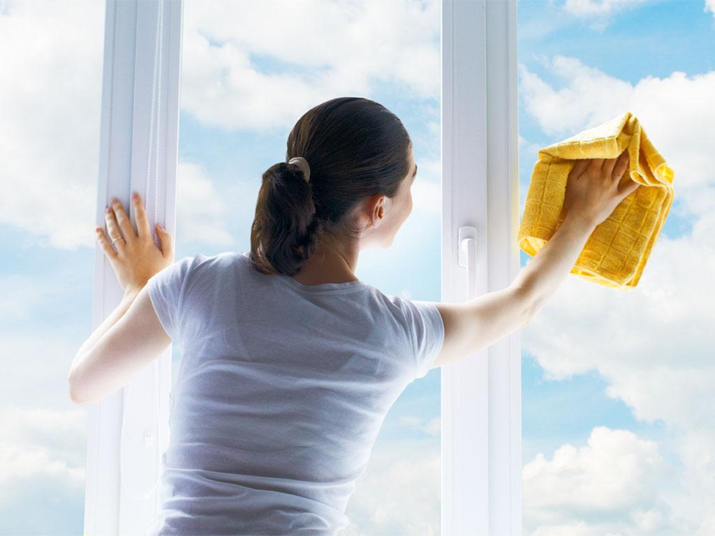 Как мыть окна своими руками
