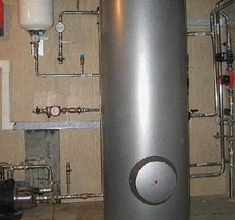 Организуем водяное отопление своими руками