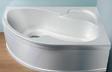 Как установить ванну акриловую